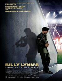 Billy Lynn: Honor y sentimiento 2016