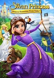La princesa cisne Aventura pirata 2016