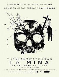 The Night Watchman La Mina 2016