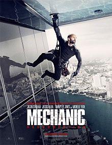 Mechanic: Resurrection (El especialista 2) (2016)