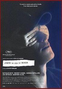 No es más que el fin del mundo (Juste la fin du monde) (2016)