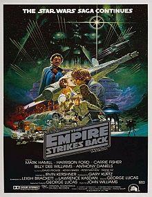 Star Wars: Episodio V – El imperio contraataca (1980)
