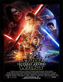 Star Wars: Episodio VII – El despertar de la fuerza (2015)