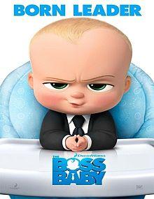 The Boss Baby (El bebé jefazo) (2017)