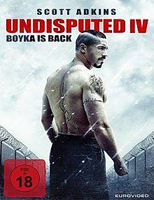 Boyka: Undisputed 4 (2016)