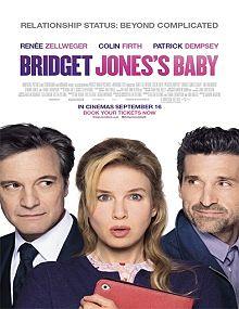 Bridget Jones' Baby (El bebé de Bridget Jones) (2016)