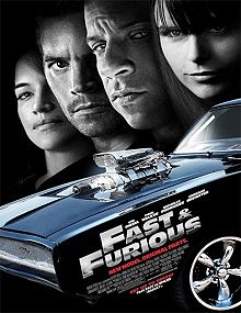 Fast and Furious 4 (Rápidos y Furiosos 4) (2009)