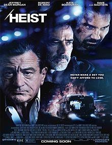 Heist (Bus 657: El escape del siglo) (2015)