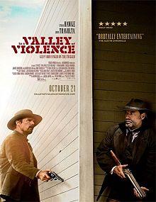In a Valley of Violence (El valle de la venganza) (2016)