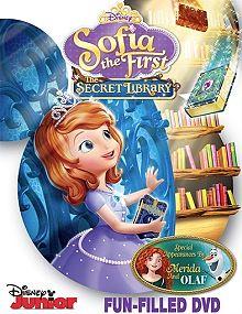 La Princesa Sofía: La librería secreta (2016)