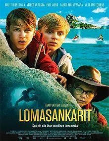 Lomasankarit (La isla de los secretos) (2014)