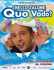 Quo vado? (¡No renuncio!) (2016)