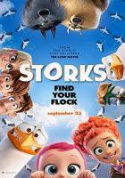 Storks (Cigüeñas) (2016)