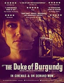 The Duke of Burgundy (El duque de Burgundy) (2014)