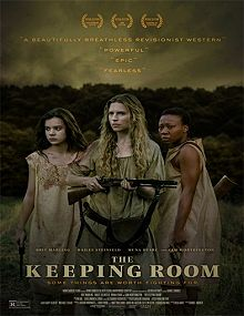 The Keeping Room (En defensa propia) (2014)