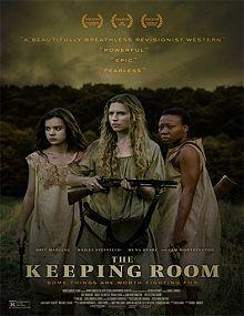 The Keeping Room (En defensa propia) (2014)