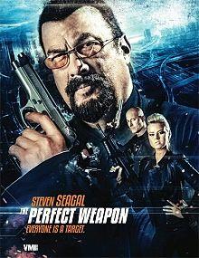 The Perfect Weapon (Arma perfecta) (2016)