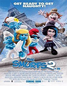 The Smurfs 2 (Los Pitufos 2) (2013)