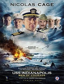 USS Indianapolis: Men of Courage (Hombres de valor) (2016)
