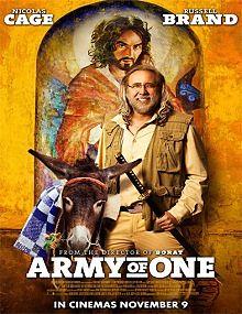 Army of One (Objetivo: Bin Laden) (2016)