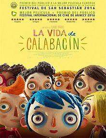 Ma Vie De Courgette (La vida de Calabacín) (2016)