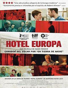 Smrt u Sarajevu (Hotel Europa) (2016)
