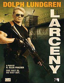 Larceny (El infiltrado) (2016)