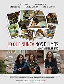 Lo que nunca nos dijimos (2015)