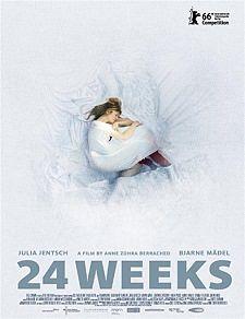 24 Wochen (24 semanas) (2016)