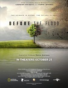Before the flood (Antes que sea tarde) (2016)
