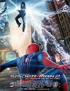 El sorprendente Hombre Araña 2: La amenaza de Electro (2014)