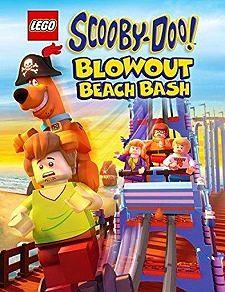 Lego Scooby-Doo! Fiesta en la playa de Blowout (2017)