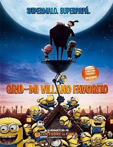 Mi villano favorito (Despicable Me) (2010)
