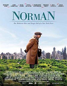 Norman, el hombre que lo conseguía todo (2016)