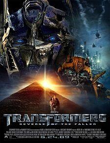 Transformers 2: La venganza de los caídos (2009)