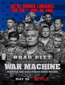 War Machine (Máquina de guerra) (2017)