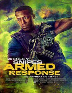 Armed Response (El templo) (2017)