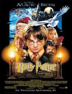 Harry Potter y la piedra filosofal (2001)