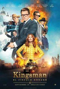 Kingsman 2 El círculo dorado (2017)