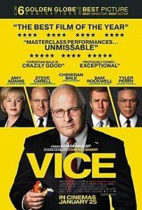 Vice (El vicepresidente: Más allá del poder) (2018)