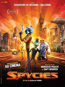 Spycies (2019)